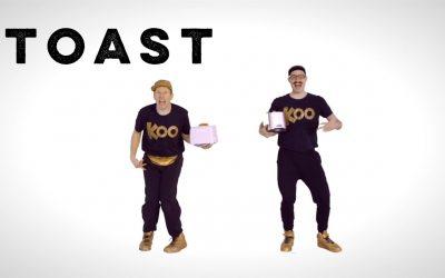 Toast | Koo Koo Kanga Roo