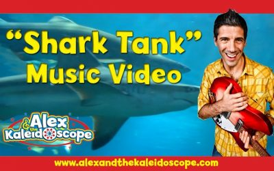 Shark Tank · Alex & The Kaleidoscope