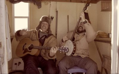 Ice Fishin' Shack · The Okee Dokee Brothers